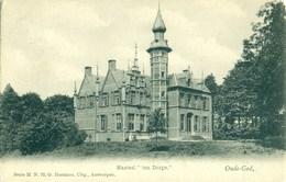 Mortsel Oude God - Kasteel Ten Dorpe - 1908 - Mortsel