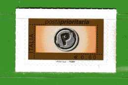 Italia ** - Anno 2006- Posta Prioritaria Val. 0,60, Unif. 2984. Nuovo. - 2001-10:  Nuevos