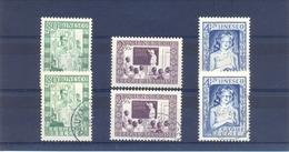 Nrs. 842/844 Gestempeld +  Postgaaf Zeer Mooi ** MNH - Belgique