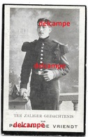 OORLOG GUERE Petrus De Vriendt Liedekerke Soldaat Vestingsartillerie Fort Liege Gesneuveld Soltau 1915 Cobbaert CItadel - Andachtsbilder