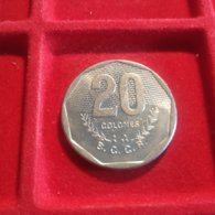 Costa Rica 20 Colones 1985 - Costa Rica