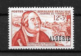 """ALGERIE Française : N° 333 ** """"François De Tassis"""" TB (cote 2,88 €) - Neufs"""