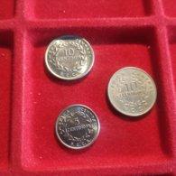 Costa Rica 3 Monete Diverse - Costa Rica