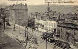 63 °  CLERMONT FERRAND . QUARTIER SAINT EUTROPE - Clermont Ferrand