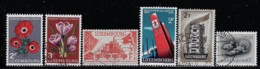 LUXEMBOURG A 1956 SCOT 310...318 CATALOGUE VALUE US$3.55 - Usati