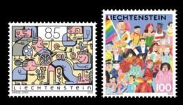 53.- LIECHTENSTEIN 2019 Diversity - Joint Issue With Switzerland - Emissioni Congiunte