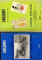 Neudin 1976 ( 2iem Edition ) +1977 ( 3ieùm Edition ) - Livres