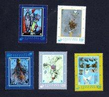 Francobolli Vaticano 1995 5 Valori - Nuovi - Nuovi