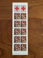 CARNET CROIX ROUGE - Y&T 2392a - 1985 - Non Plié, Neuf ** - Croix Rouge