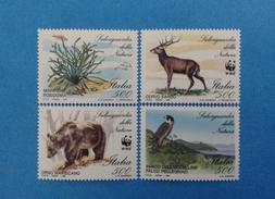 1991 ITALIA SALVAGUARDIA DELLA NATURA WWF FRANCOBOLLI NUOVI ITALY STAMPS NEW MNH** - 1946-.. République