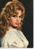 BRIGITTE BARDOT, Cartolina Originale - Actors