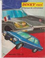 DINKY TOYS 1971 CATALOGUE - Publicités