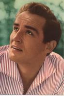 VITTORIO GASSMAN, Cartolina Originale - Attori