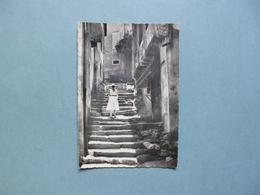 AX LES THERMES   -  09  -  La Rue Des Escaliers   -  ARIEGE - Ax Les Thermes