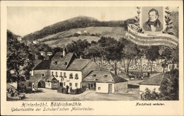 Cp Hinterbrühl In Niederösterreich, Höldrichsmühle, Geburtsstätte Der Schubert'schen Müllerlieder - Historical Famous People
