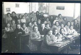 Cpa Carte  Photo Du 22 Provient D' Un Album De Plourivo Près Paimpol -- Classe D' école  DEC19-28 - Paimpol