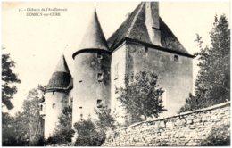 89 DOMECY-sur-CURE - Chateau De L'Avallonnais - Altri Comuni