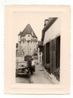Photo Nevers Croux Renault 4 CV - Coches