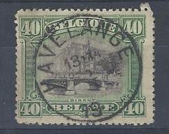 Ca Nr 143 Noodstempel - 1915-1920 Albert I
