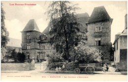 64 MAULEON - Le Chateau D'Andurein - Mauleon Licharre
