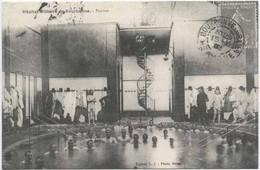 BOURBONNE LES BAINS : Hopital Militaire - La Piscine - Oorlog 1914-18