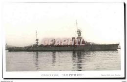 CPA Bateau Croiseur Suffren - Warships