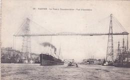 44-Nantes Le Pont Transbordeur Vue D'Ensemble - Nantes