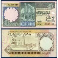 BILLET LIBYE 1/4 DINAR - Libya