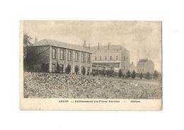 ARLON  -  Etablissement Des Frères Maristes - Ateliers. - Arlon