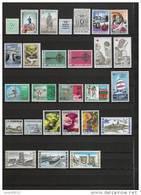 Jaar 1968 Compleet ** Postfris 39 Waarden - Années Complètes