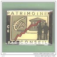 CAISSE D'EPARGNE *** PATRIMOINE CONSEIL *** 2021 - Banken
