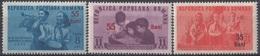 ROMANIA 1332-1334,unused - 1948-.... Repúblicas