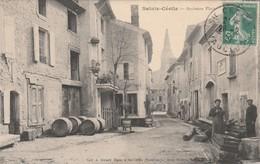84 SAINTE CECILE LES VIGNES    ANCIENNE PLACE - Francia