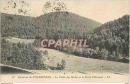 CPA Environs Plombieres La Vallee Des Roches Et La Foret D'Herival - Plombières
