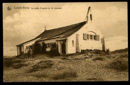 Coxyde Bains Coxijde La Vieille Chapelle De St Idesbald Animée Herremans - Koksijde