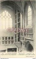 CPA Chaumont La Haute Marne Interieur De L'Eglise St Jean Baptiste L'Escalier A Jour (XVe Siecle) - Chaumont