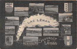 Lac Léman - Genève - Lausanne - France - Evian - Vaud - Valais - Sonstige