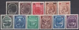ROMANIA 1353-1362,unused - 1948-.... Repúblicas