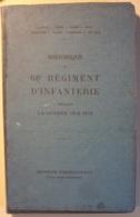 Historique Du 60°Regiment D'infanterie - France