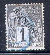 REUNION IS., NO. 17 . - Isola Di Rèunion (1852-1975)