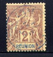 REUNION IS., NO. 35 ... - Isola Di Rèunion (1852-1975)