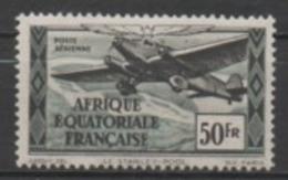 AEF, Poste Aérienne N°41* - A.E.F. (1936-1958)
