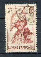GUYANE (RF) - DIVERS - N°Yt  212 Obli. - Französisch-Guayana (1886-1949)