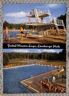 Lüneburger Heide - Freibad Munster-Lager (animation 1962) - Lüneburger Heide