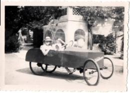 Grande Voiture à Pédales  C.1940 Photo - Objets