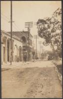 POS-429 CUBA POST CIRCA 1920 GUANTAMANO CALLE CALIXTO GARCIA - Cuba