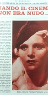 IL BORGHESE 1978 MORTE GOFFREDO ALESSANDRINI REGISTA CARLO PISI POVIGLIO DONNA SUMMER CAMERINO - Altri