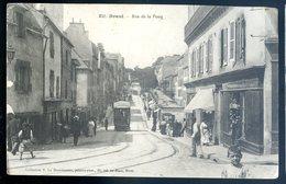 Cpa Du  29  Brest Rue De La Poste     DEC19-29 - Brest