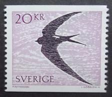 Schweden    Mauersegler 1988  ** - Vögel