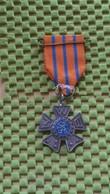 Medaille :Netherlands  - Avondvierdaagse Nederland. / Vintage Medal - Walking Association - Nederland